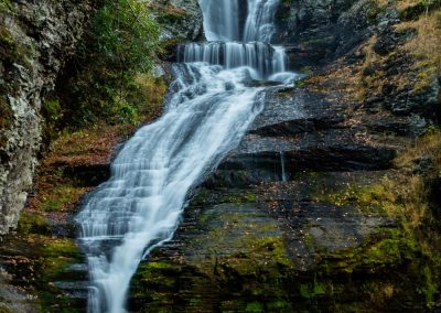 Dingmans Falls in the Delaware Water Gap