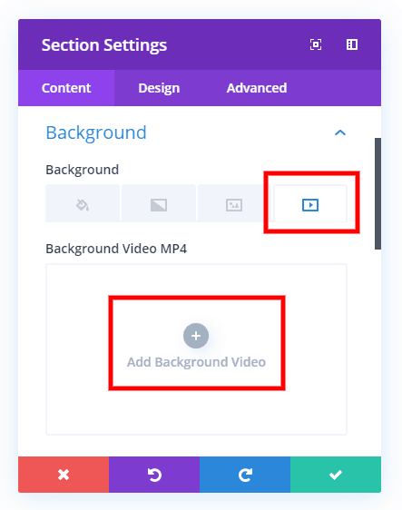 Use Google Drive to host Divi Videos and Background Videos