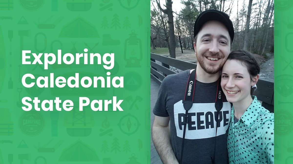 Exploring Caledonia State Park in Pennsylvania (Video)