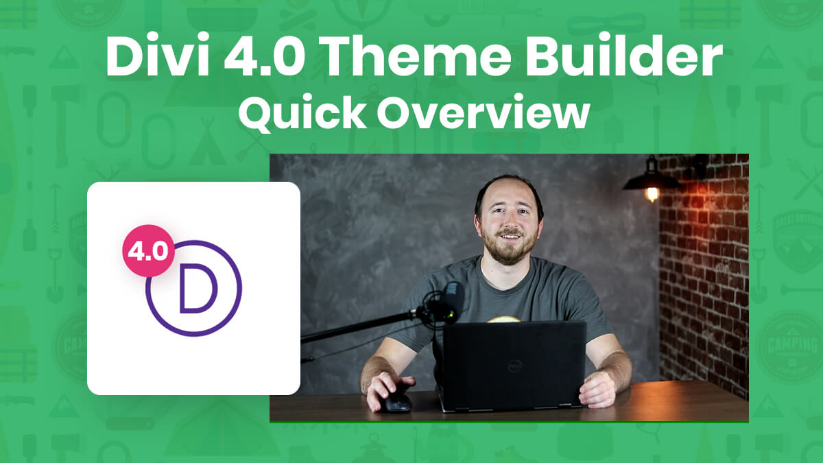 How To Use The New Divi 4.0 Theme Builder