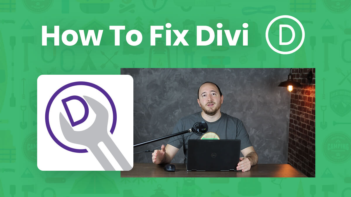 How to fix divi