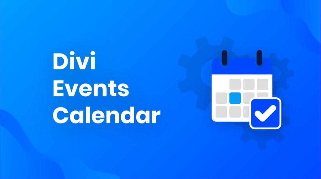 Divi Events Calendar plugin modules by Pee-Aye Creative