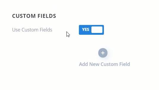 Enable Custom Fields in the Bloom Option Plugin