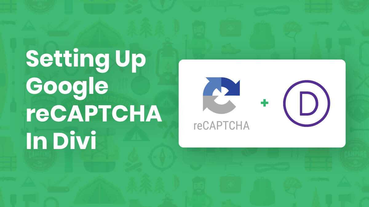 How To Set Up Google reCAPTCHA In Divi Tutorial by Pee-Aye Creative