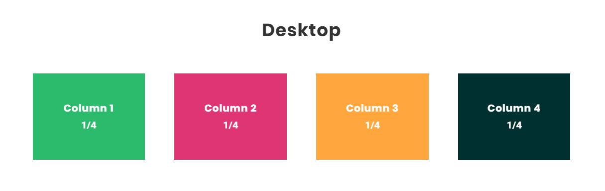 Divi Column Size On Desktop