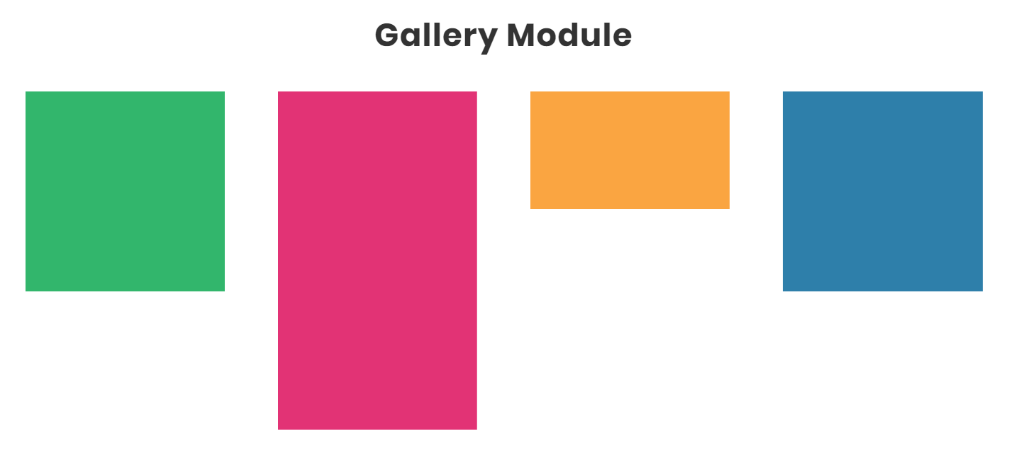 how to remove Divi gallery module featured image crop