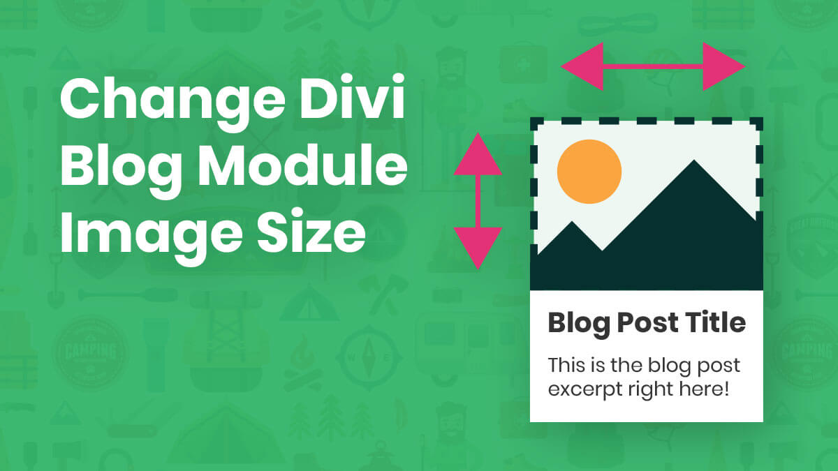 How To Change the Divi Blog Image Aspect Ratio – Make Featured Images Square or Any Size