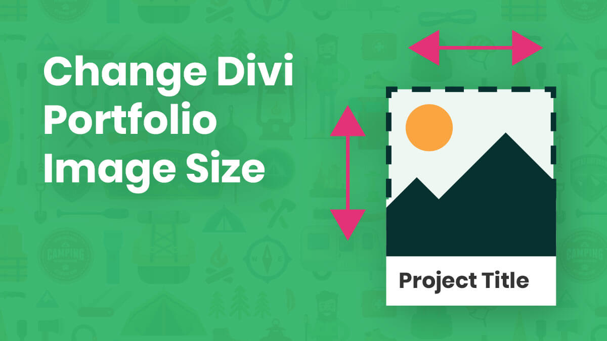 How To Change the Divi Portfolio Image Aspect Ratio – Make Featured Images Square or Any Size