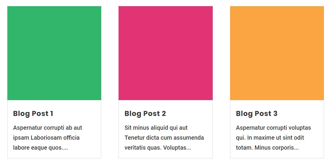 change the Divi blog image aspect ratio square