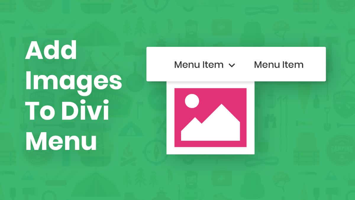 How To Add Images To Your Divi Menu
