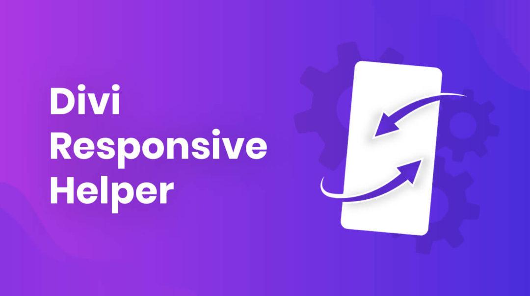 Divi Responsive Helper Plugin for making Divi responsive on mobile by Pee-Aye Creative