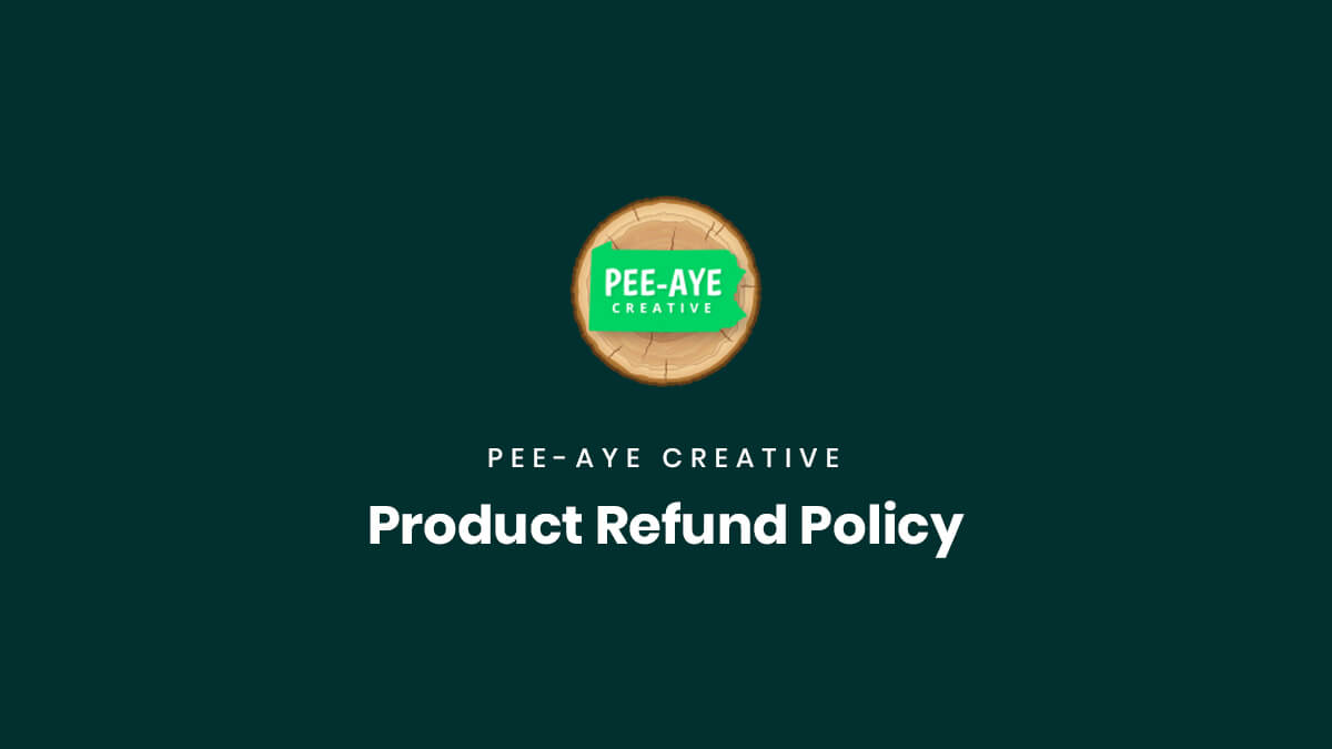 Product Refund Policy