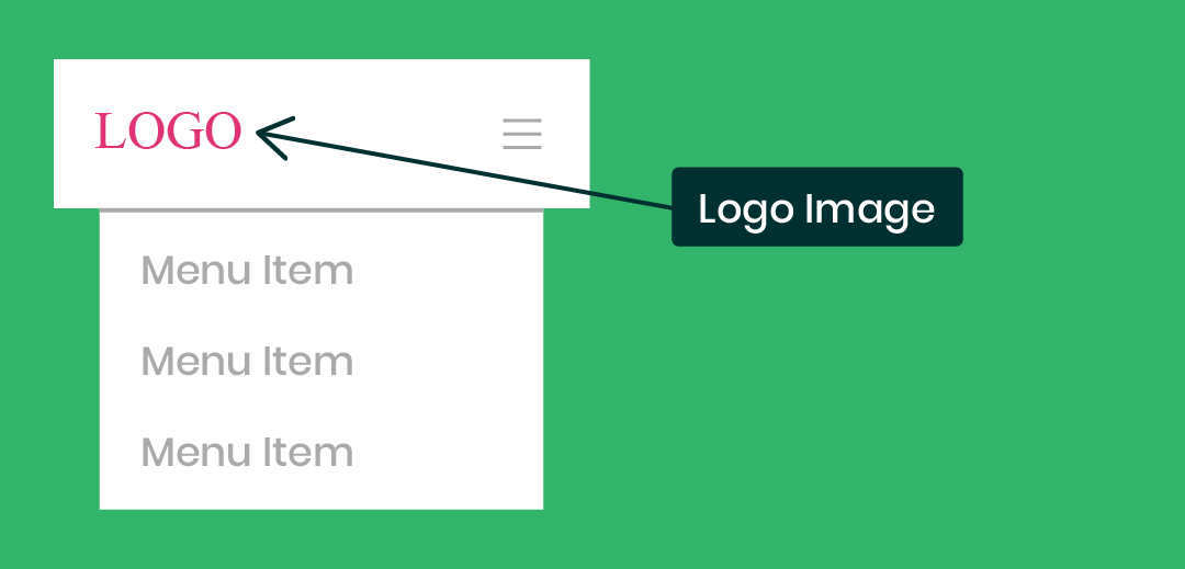 how to style and customize the Divi Theme Builder mobile menu module dropdown logo image