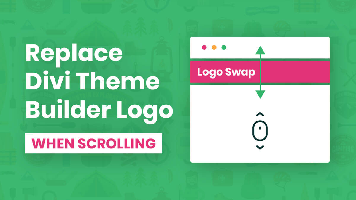 How To Replace The Divi Theme Builder Logo When Scrolling