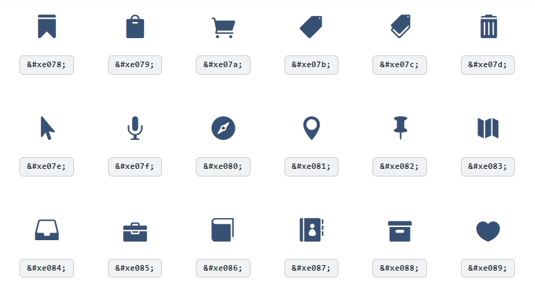 elegant Themes icons in the Divi Events Calendar event details