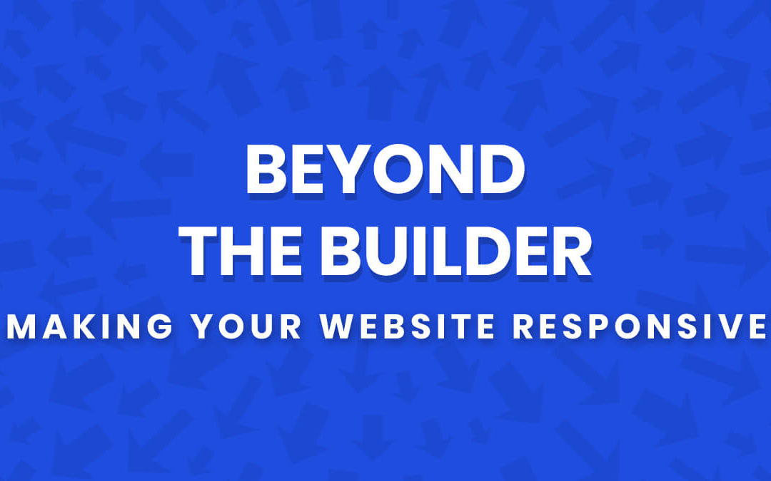 Making Your Site Responsive