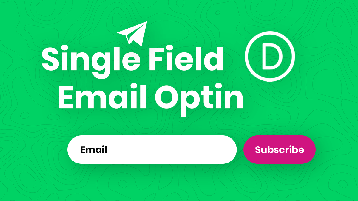 How To Create A Single Field Divi Email Optin Module Tutorial by Pee Aye Creative.jpg