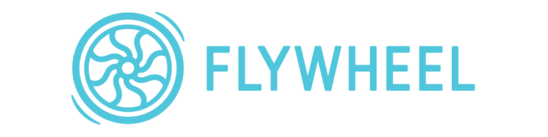 Flywheel Logo Best Host for Divi