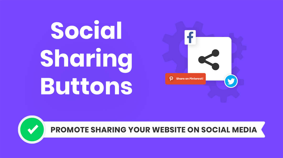 Introducing The Divi Social Sharing Buttons Module!
