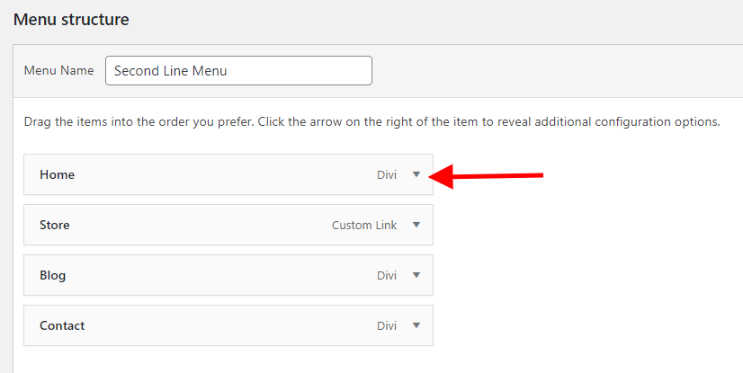 add custom text to a WordPress menu item
