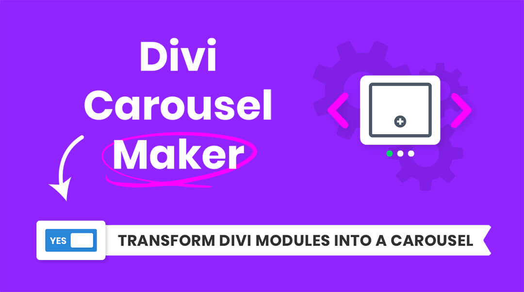 Divi Carousel Maker Plugin by Pee Aye Creative