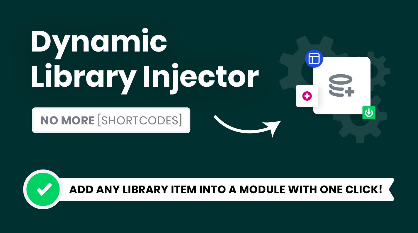 Divi Dynamic Library Injector Product Featured Image