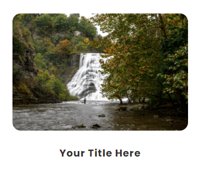 after applying CSS for the Divi Blurb hover effect