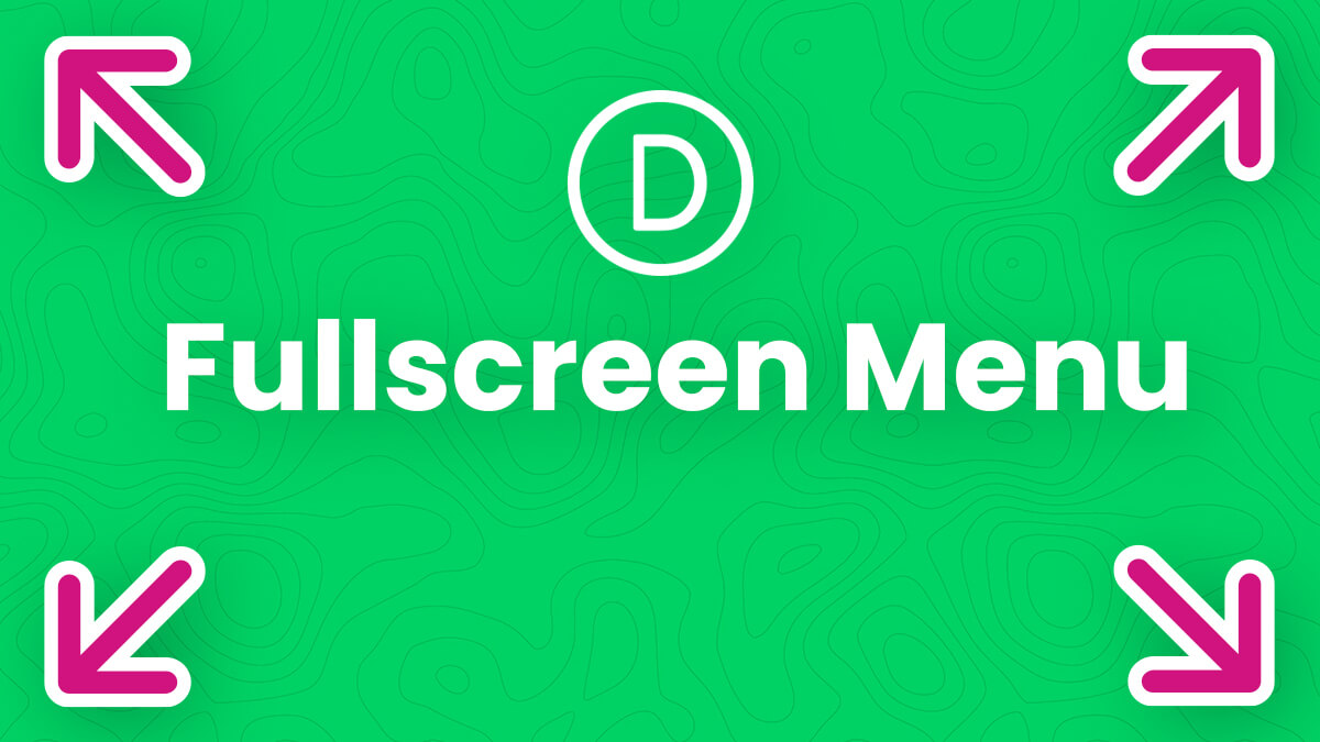 How To Create A Fullscreen Overlay Menu With The Divi Menu Module Tutorial by Pee Aye Creative